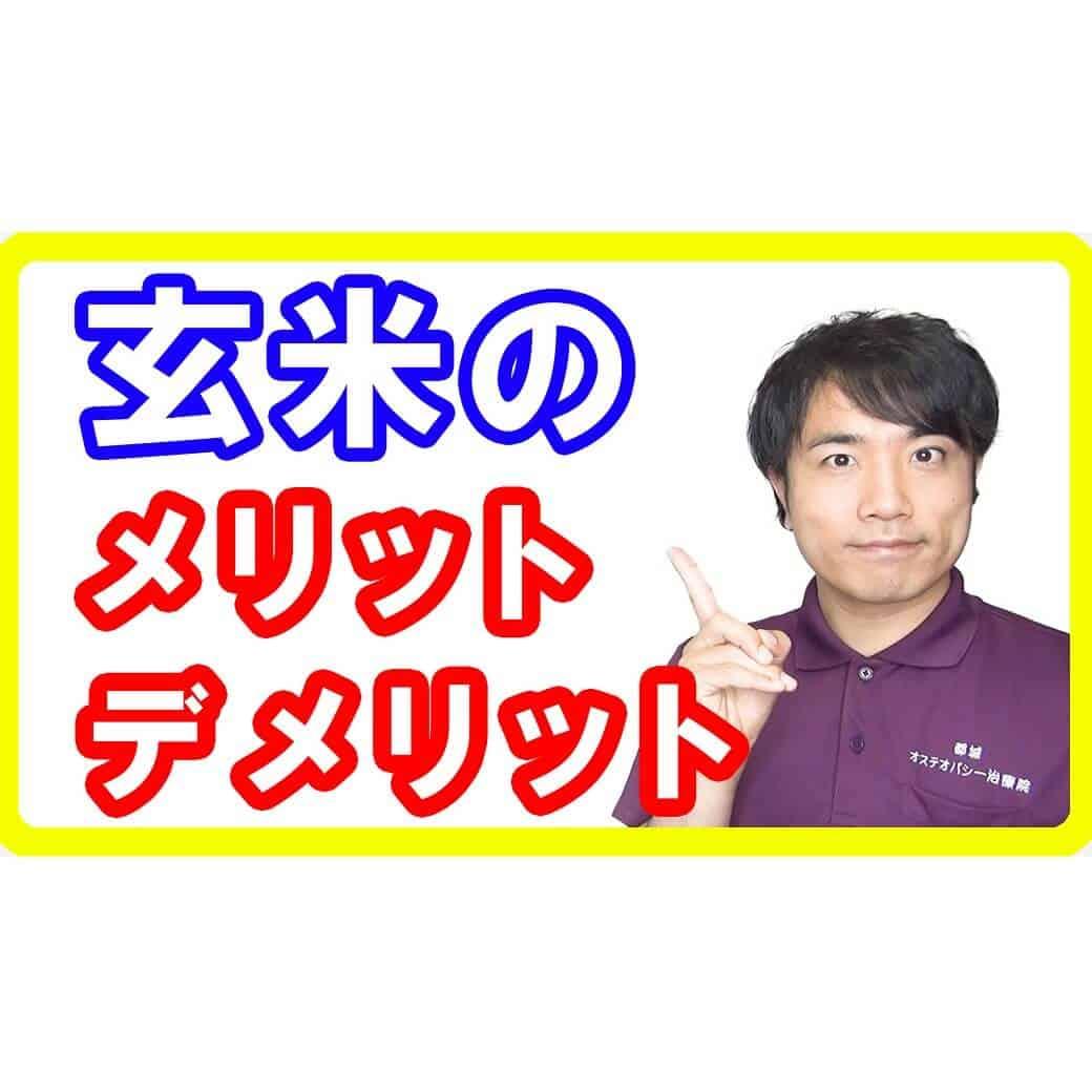 【玄米ダイエット】玄米のメリットデメリットとおススメのお米とは【English sub・全文字幕】